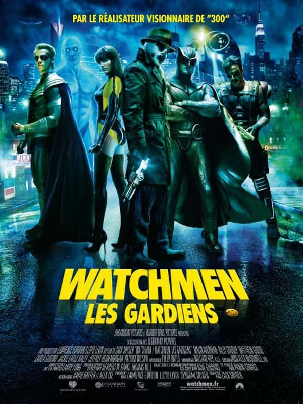 Watchmen/守望者/守护者/保卫奇侠