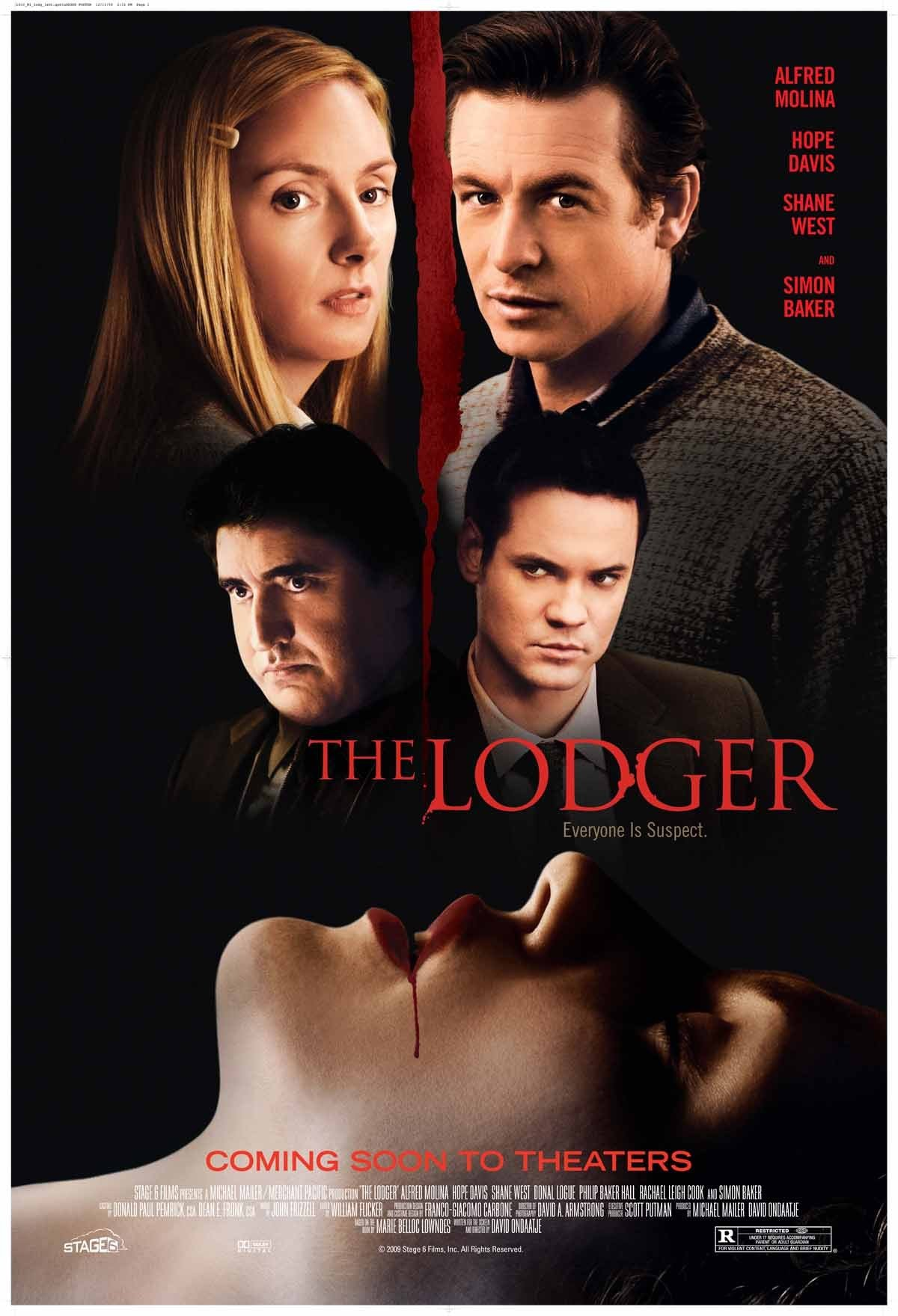 《The Lodger》房客 2008