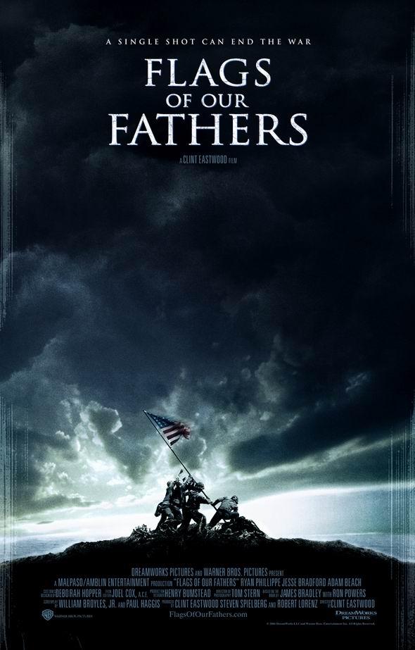 父辈的旗帜/硫磺岛浴血战/硫磺岛的英雄们/战火旗迹/Flags Of Our Fathers