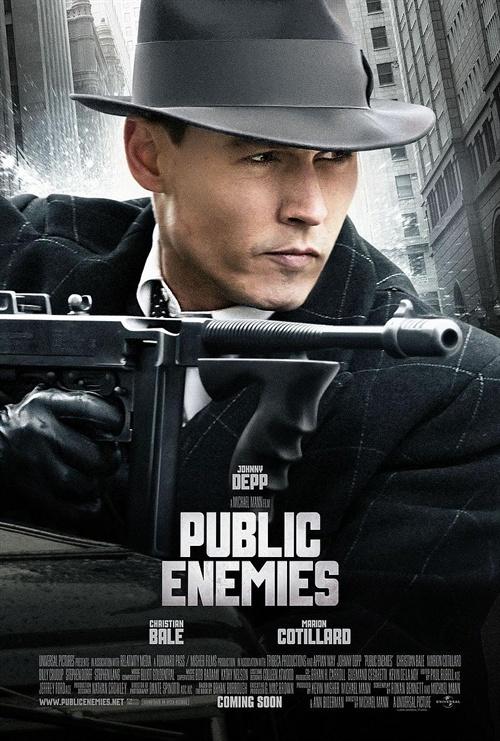 公众之敌/Public Enemies